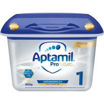 Milupa Aptamil 爱他美白金版婴儿配方奶粉 1段(0-6个月)800g