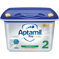 【限量补货】Milupa Aptamil 爱他美白金版婴儿配方奶粉 2段 6月+ 800g