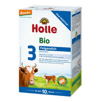 Holle 泓乐有机婴幼儿配方奶粉3段(10个月起)