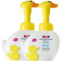 2 x Hipp 喜宝 免敏无泪宝宝泡泡洗手洗脸液 250ml