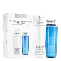 LANCOME兰蔻温和保湿系列2件套装 洁面卸妆400ml+蓝水400ml
