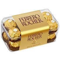 Ferrero 费列罗金莎榛果巧克力 16粒 200g
