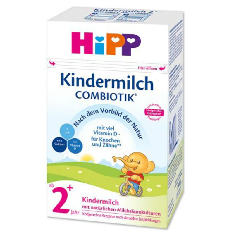 德国进口,600g Hipp喜宝 有机益生菌奶粉2段(6-10月)