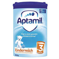 【限量补货】 Aptamil 奥地利爱他美Junior 婴幼儿配方奶粉3 +(36 个月以上) 奶源阿尔卑斯牧场 800g