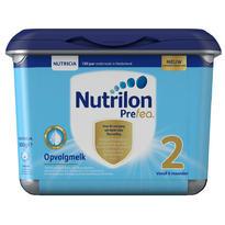 荷兰Nutrilon 牛栏白金版 Prefea 近母乳婴幼儿奶粉 2段 800g 适合6个月以上