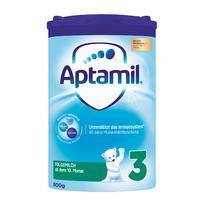 Aptamil 奥地利爱他美 婴幼儿配方奶粉 3段 800g 10个月+