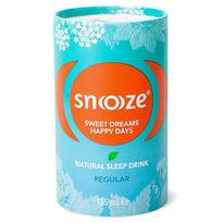 snoooze 全天然草本静心安神助眠饮料/口服液 普通版 135ml 自然深度助睡 提高睡眠质量 草本提取无添加