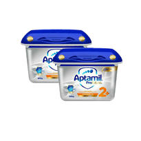 【2盒装】Aptamil 爱他美白金版 婴儿奶粉2+段 800gx2 2岁以上