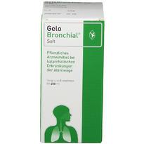 Gelobronchial吉諾通 桃金娘油 糖漿(成人及4歲以上兒童)200ml