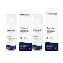 【2瓶装】Dermasence Zincutan 修复泡沫精华 50mlx2