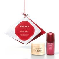 Shiseido 资生堂 2020的圣诞限量新款 盼丽风姿智感面霜30ml+红妍肌活红腰子精华露10ml